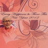 New Year Message – Swami Chidananda